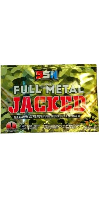 Full Metal Jacked Пробник 6 г Stars and Stripes