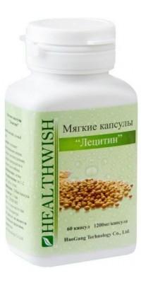 Лецитин 1200 мг 60 капсул Haogang