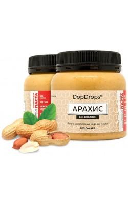 Протеиновая арахисовая паста без добавок - купить за 240