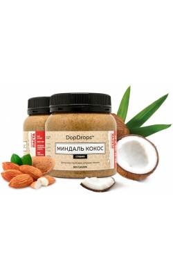 Протеиновая паста миндаль и кокос (стевия) - купить за 360