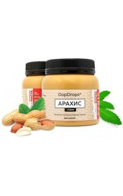 Протеиновая арахисовая паста (стевия) - купить за 240