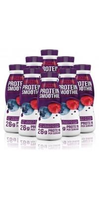 Protein Smoothie Голубика-малина 330 мл Scitec Nutrition