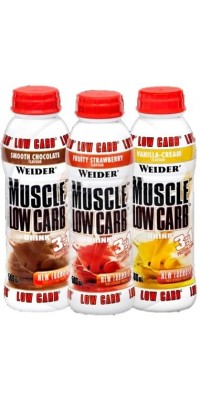 Muscle Low Carb Drink 500 мл Weider