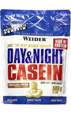 Купить - Weider Day & Night Casein 0,5 кг