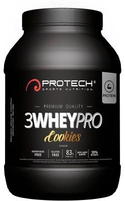 3 Whey Pro 2 кг Protech Sports Nutrition - купить за 2320