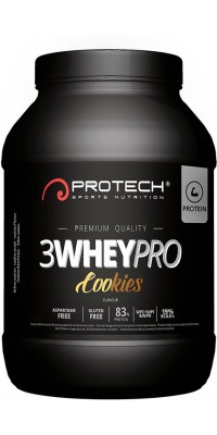 3 Whey Pro 3 кг Protech Sports Nutrition