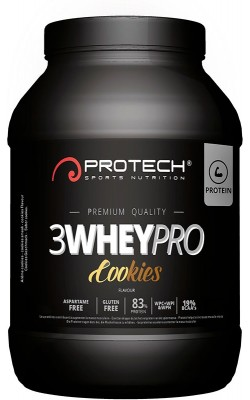 3 Whey Pro 3 кг Protech Sports Nutrition - купить за 3090