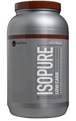 Nature's Best Isopure Low Carb 1,36 кг - купить за 2617