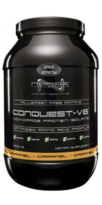 Conquest-V6 2 кг Nanox