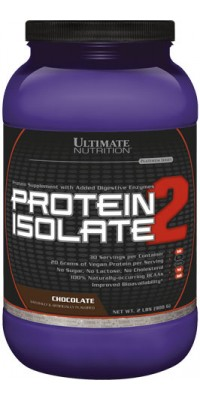Protein Isolate 2 812 г Ultimate Nutrition
