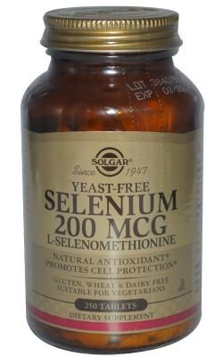 Selenium 200 мкг - купить за 2050