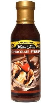 Chocolate Syrup Шоколадный сироп Walden Farms
