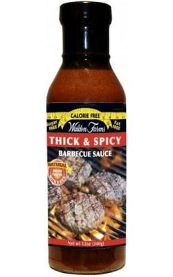 Thick & Spicy Barbecue Sauce Острый и густой соус Барбекю (годен - купить за 250