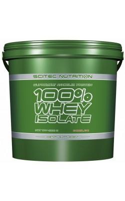 Whey Isolate 4 кг Scitec Nutrition - купить за 6250