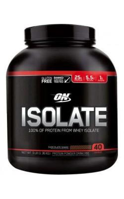 Isolate (Gluten Free) 1,36 кг Optimum Nutrition - купить за 3030
