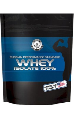 Whey Isolate 100% 2,27 кг RPS Nutrition - купить за 3260