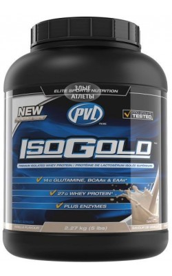 Iso Gold 2,27 кг PVL Essentials - купить за 5020