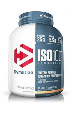 Iso-100 2,27 кг Dymatize Nutrition - купить за 5590