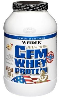 CFM Whey Protein 908 г Weider - купить за 2890