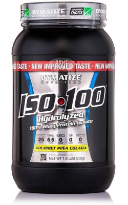Iso-100 732 г Dymatize Nutrition - купить за 1970