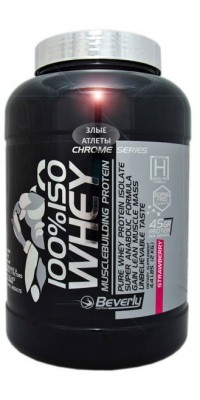 100% Iso Whey 2 кг Beverly Nutrition