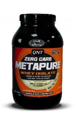 Metapure Zero Carb 2 кг QNT - купить за 4650