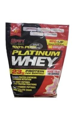 Platinum Whey 100% Pure 4,63 кг SAN - купить за 6860