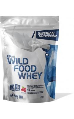 Wild Food Whey 900 г Siberian Nutrogunz - купить за 1060