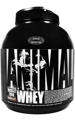 Animal Whey 1,81 кг Universal Nutrition - купить за 3990