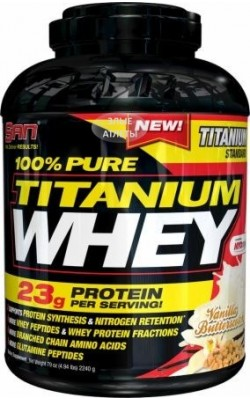 Купить - Titanium Whey 100% Pure