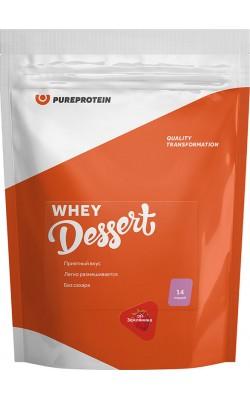 Whey Dessert 420 г PureProtein - купить за 740