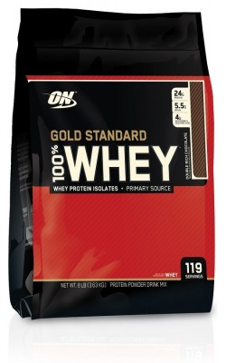 100% Whey Gold Standard 3,6 кг Optimum Nutrition - купить за 7600