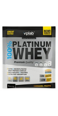 100% Platinum Whey 30 г VPLab