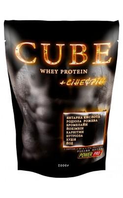 Cube Whey protein PowerPro - купить за 1230