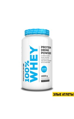 100% Whey 1000 гр Protein.Buzz - купить за 1820