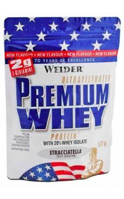 Premium Whey Protein 500 г Weider - купить за 1220