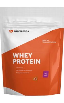 Whey Protein 2,1 кг PureProtein - купить за 1880