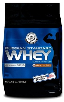 Whey 2,27 кг RPS Nutrition - купить за 1970