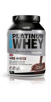 100% Platinum Whey 908 г VPLab