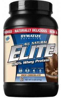 All Natural Elite Whey 934 г Dymatize Nutrition - купить за 1980