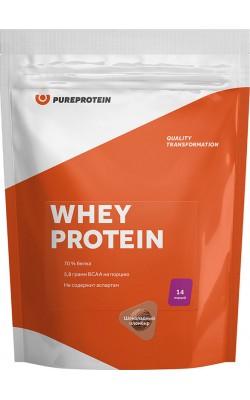 Whey Protein 420 г PureProtein - купить за 510