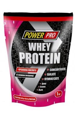 Whey Protein Whey protein PowerPro - купить за 1130