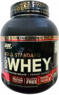 100% Whey Gold Standard 1,1 кг Optimum Nutrition - купить за 1940