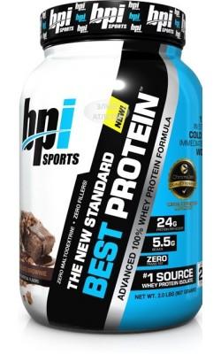 Best Protein 907 г BPI Sports - купить за 1970