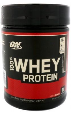 100% Whey protein Optimum Nutrition - купить за 830