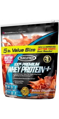 100% Premium Whey Protein Plus 2,3 кг MuscleTech