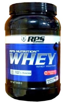 Whey 908 г RPS Nutrition - купить за 1110