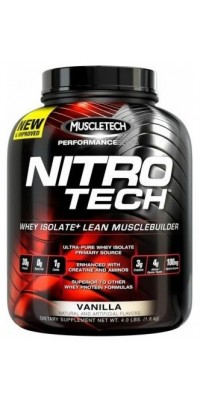 Nitro-Tech Performance Series 1,8 кг MuscleTech