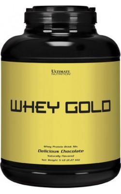 Whey Gold 2,27 кг Ultimate Nutrition - купить за 2650