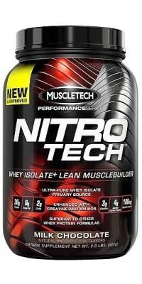 Nitro-Tech Performance Series 908 г MuscleTech